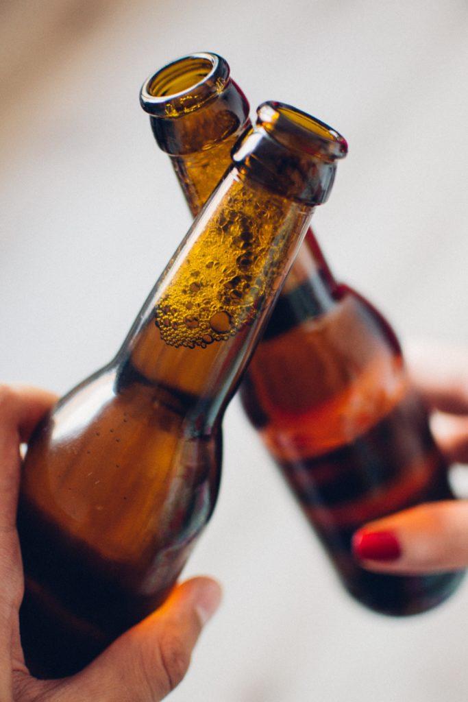 trinquer bouteilles brassage biere