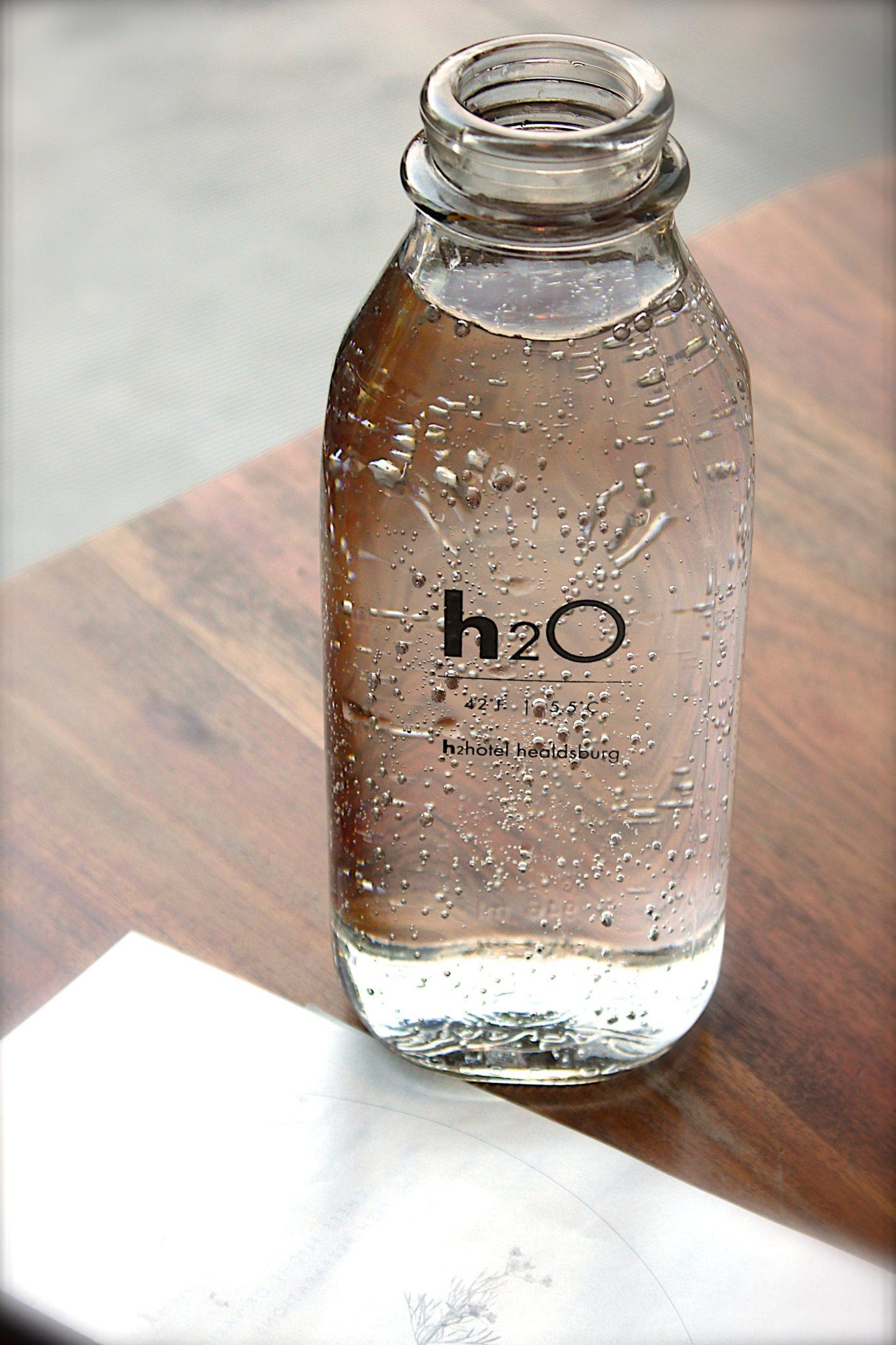 bouteille eau brassage biere