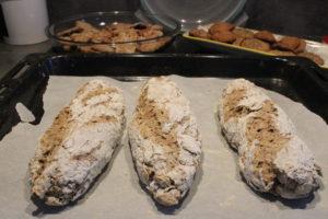 Recette pain aux drêches