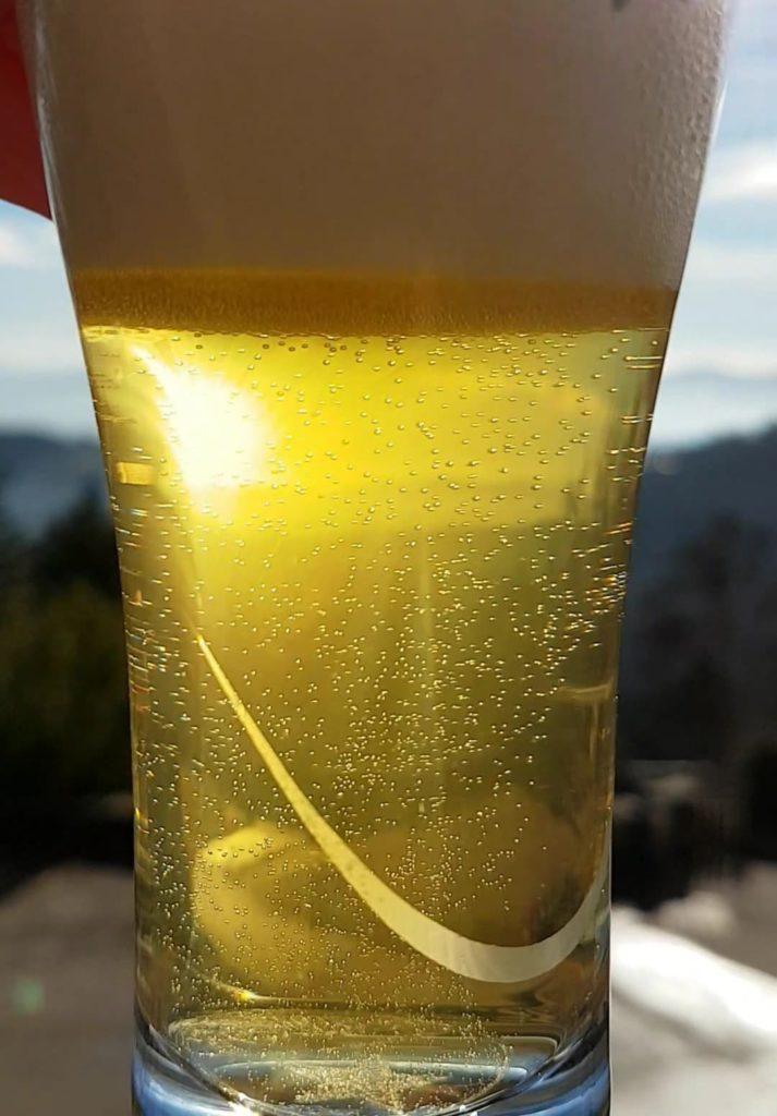 Lager bière de fermentation basse