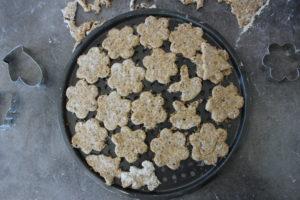 Recette crackers aux drêches