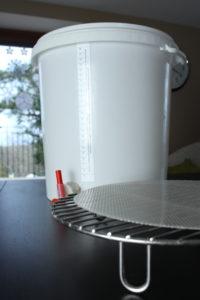 fond filtrant pour cuve de filtration