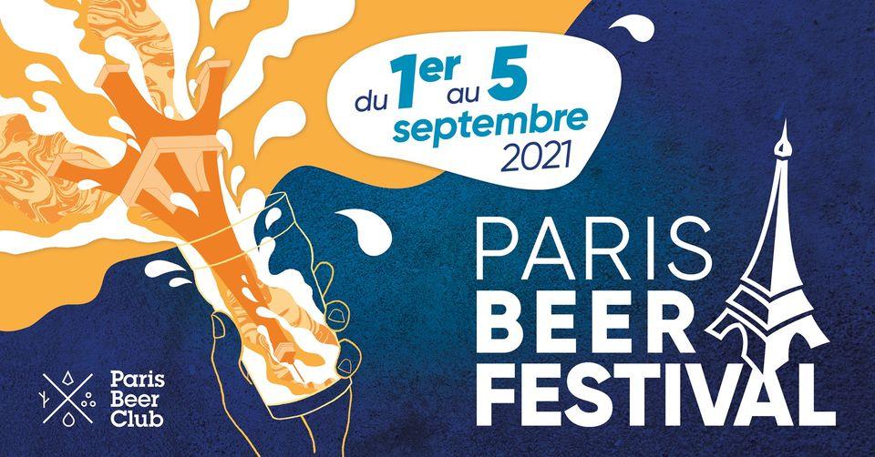 Le Paris Beer Festival, du 1er au 5 septembre 2021