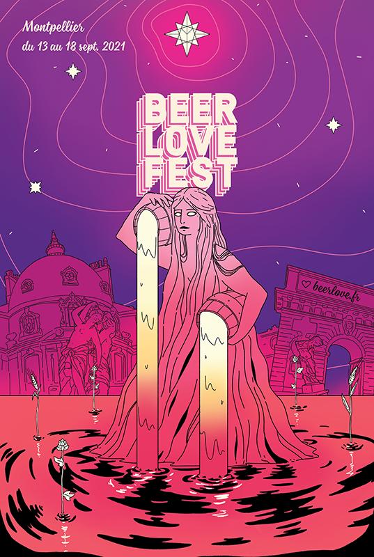 Le Beer Love Fest de Montpellier aura lieu du 13 au 18 septembre 2021